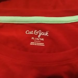 Cat & Jack Shirts & Tops - Girls Long sleeve T-shirt